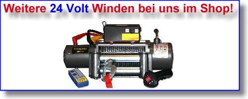 Elettrico verricello perni 5900kg 24v 24 volt verricello for Paranco elettrico telecomando senza fili