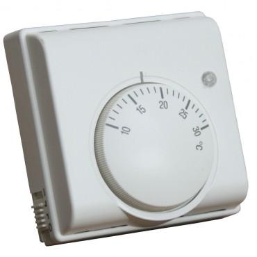 digitaler digitale raumthermostat thermostat aufputz unterputz fu bodenheizung ebay. Black Bedroom Furniture Sets. Home Design Ideas