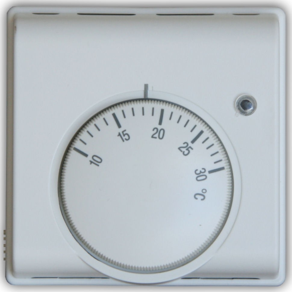 raumthermostat aufputz fu bodenheizung 10 ampere thermostat raumthermostate. Black Bedroom Furniture Sets. Home Design Ideas